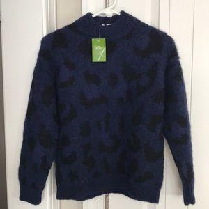Kate Spade Leopard Sweater
